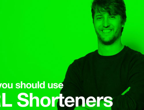 Why you should use URL Shorteners