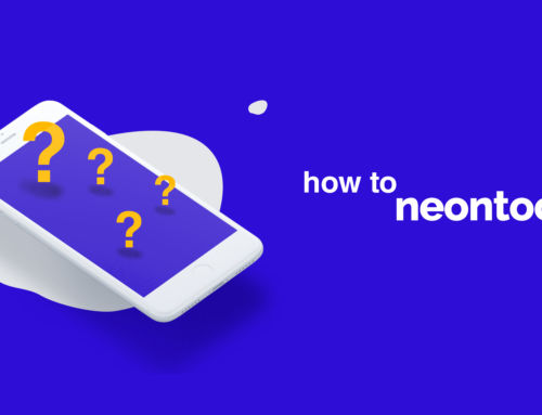 "How to use the online marketing toolbox ""neontools.io"""