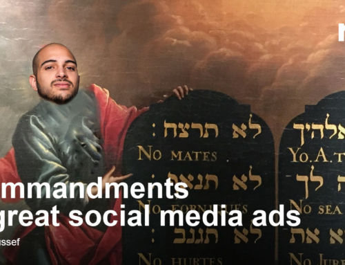 7 commandments for better social media ads