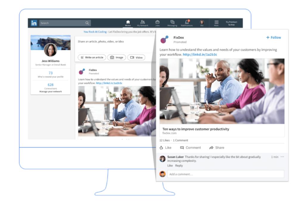 LinkedIn Marketing Solutions