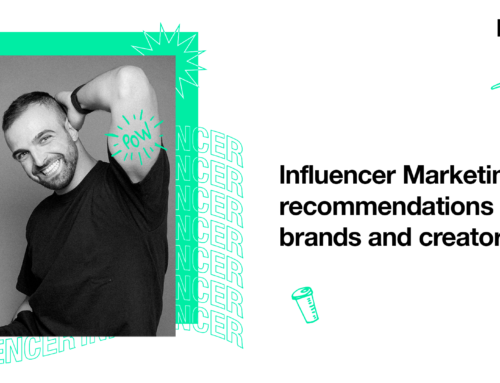 Influencer Marketing recommendations for brands and creators