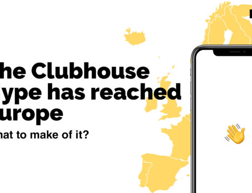 The Clubhouse hype has reached Europe