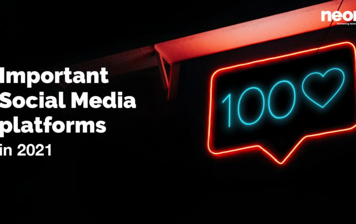 Important Social Media Platforms in 2021
