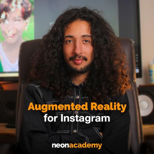augmented reality for Instagram on neonacademy.io